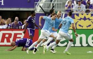 MLS: New York City at Orlando