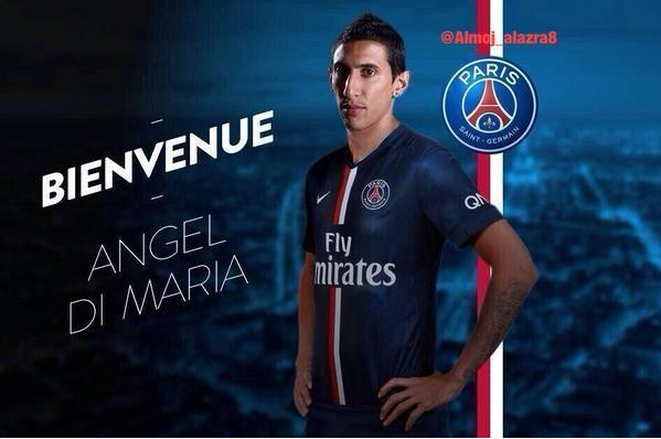 It looks like PSG's Twitter account post something similar to this in the next couple days.